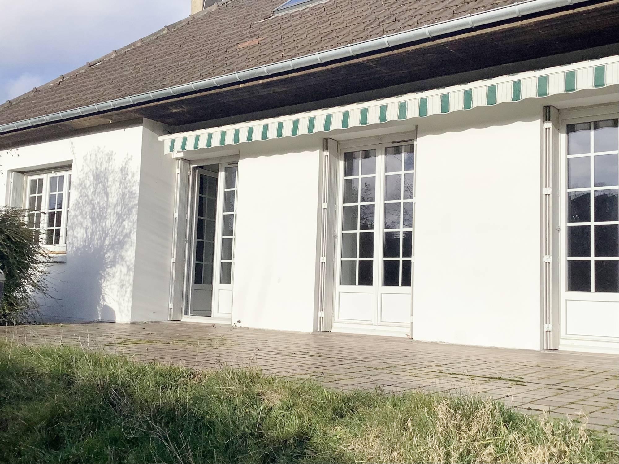 Acheter Une Maison Contemporaine Plateau Du Thuits 27 Agence Des Fleurs
