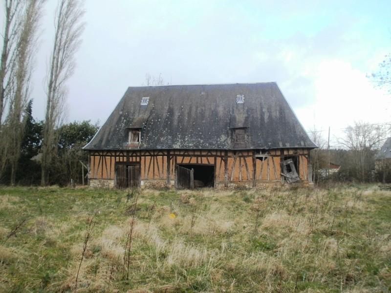 au coeur de la vallée de l'oison, ancien pressoir à restaurer sur 1 000 m² de terrain, non viabilisé