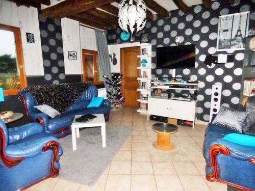 Grande pièce à vivre 50 m²